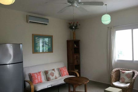 The Retreat. 1 bedroom,1 block from the Caribbean! - San Miguel de Cozumel