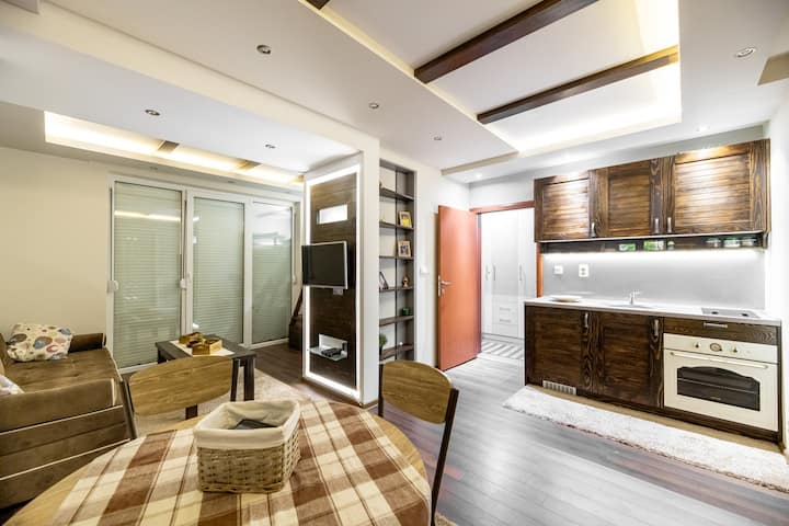 Monski - Stylish Apartment at Kopaonik