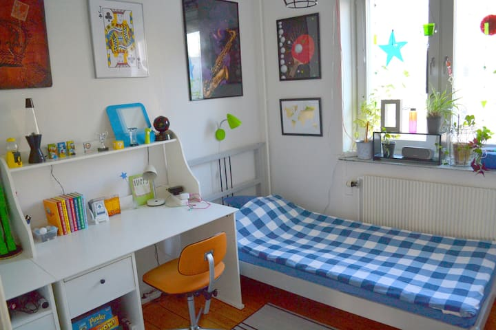 Small but nice room in Gothenburg