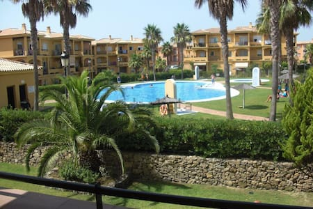 Novo Santi Petri with pool and wifi - Chiclana de la Frontera - Apartamento