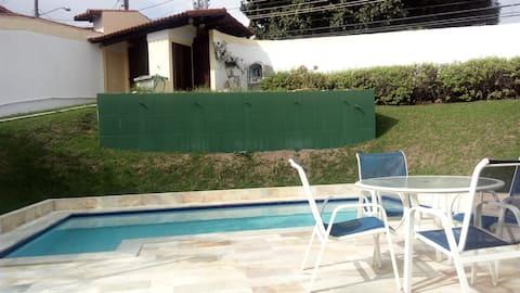 Guesthouse com Piscina