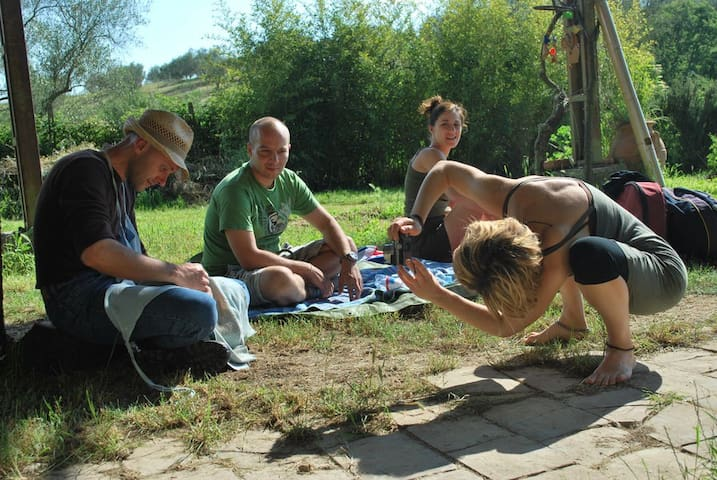 WORKSHOP pottery making rural sustainable living - Tuscania - Chalet