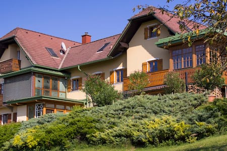 Ferienwohnungen, Lodge