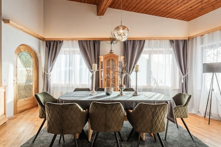 Wildfang - Guesthouse mit Pool Seefeld