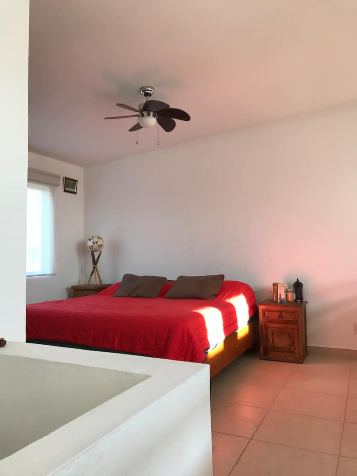 Loft exclusivo en oaxtepec a 10 min de six flags