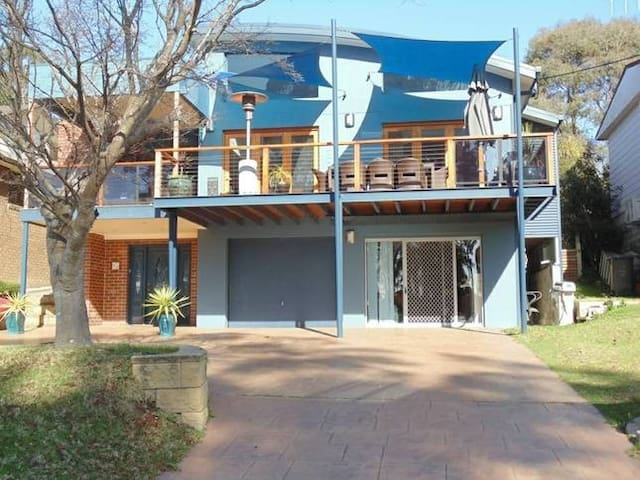 **Malparara Family Beach House**