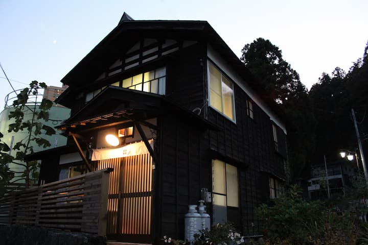 Japanese house 2min walk from Echigoyuzawa station