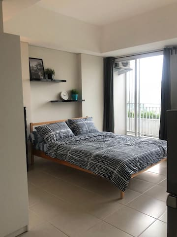 Studio Apartment Bintaro Plaza Residence - Altiz