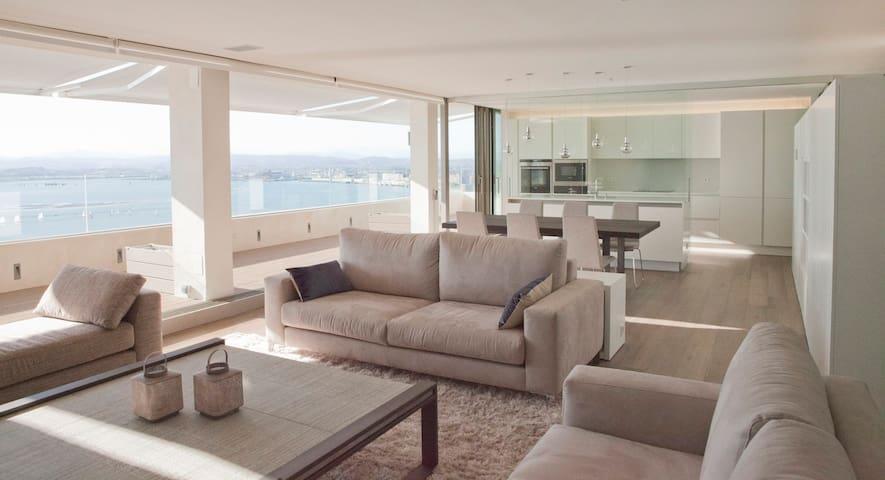 Beautiful  penthouse !!!! - Santander - Casa