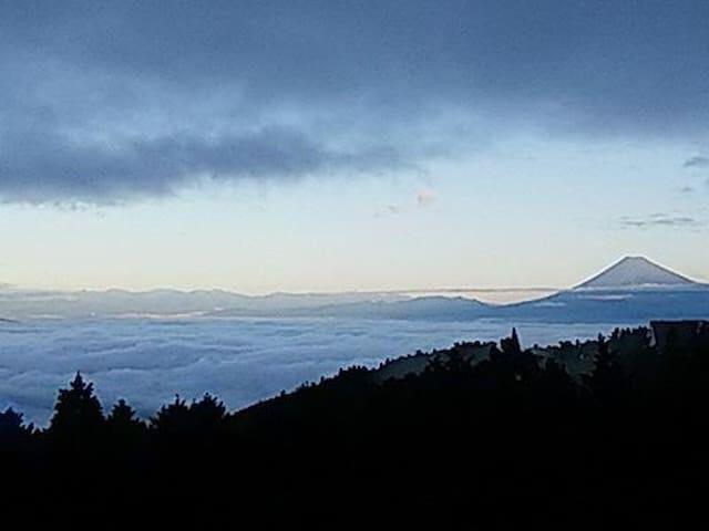 伊豆天城高原 IZU AMAGI KOGEN Mt. Fuji sight HOUSE - Izu - Apartemen