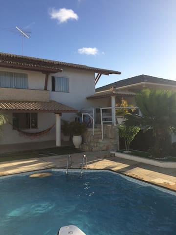 Casa em Vilas do Atlântico, 5 suíte - Lauro de Freitas - Huis