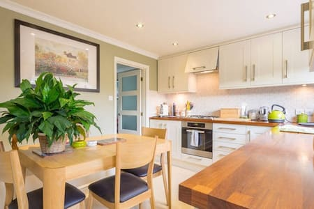 Lovely bright  terraced house in Chesterton - Cambridge
