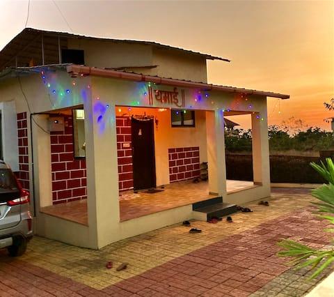 """Yamai"" bungalow- Leisure place near ladghar beach"