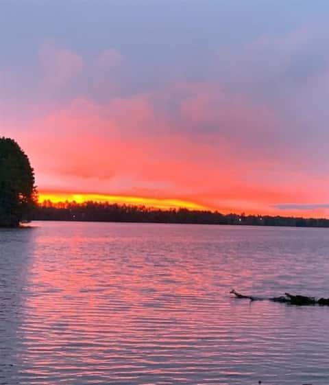 Lakefront Cabin on Boom Lake / Rhinelander Flowage