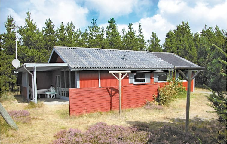 Holiday cottage with 3 bedrooms on 95m² in Oksbøl