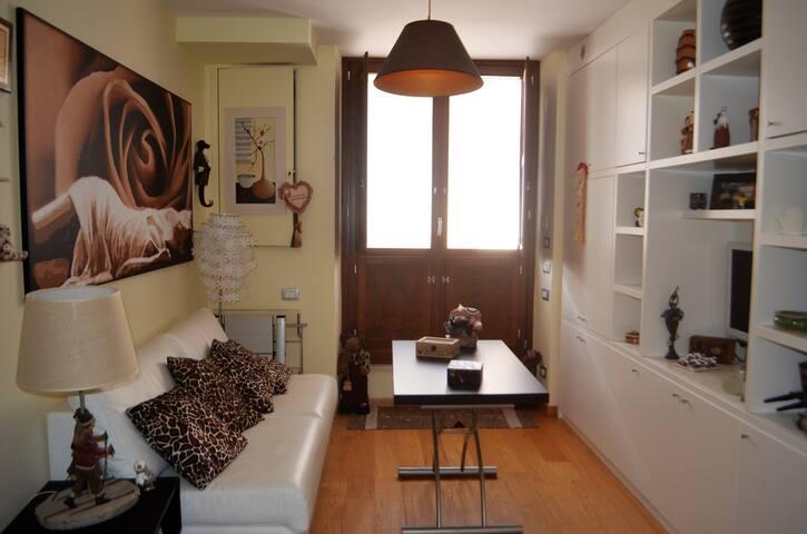 FONTICELLA - Graziosa casa finemente ristrutturata