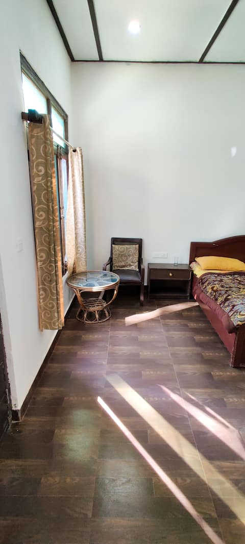 Home to relax amidst nature - flat 3