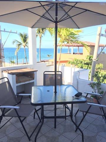 Ocean View Apartment La Peñita 5 (Brand new) - La Peñita de Jaltemba - Apartment
