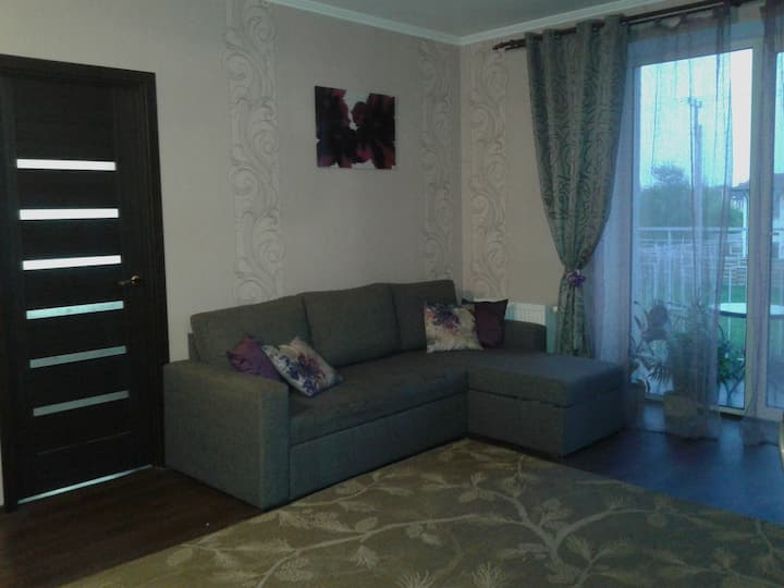 Сomfortable and nice apartment for 4-5 people