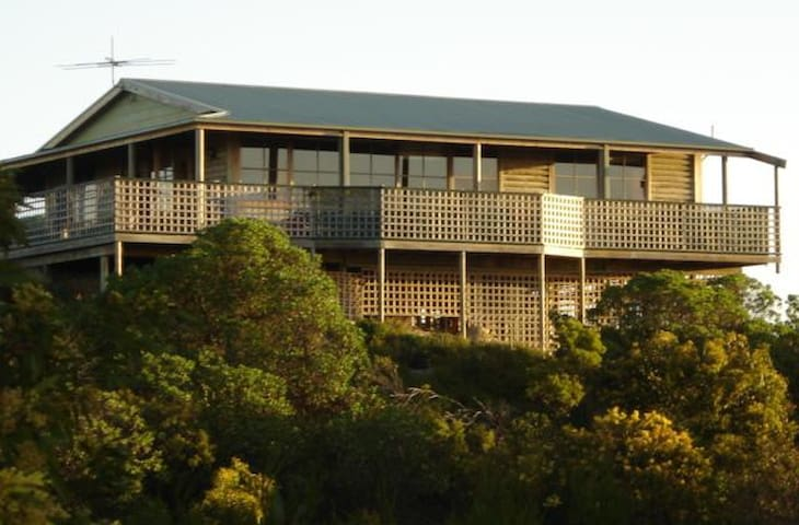 Holiday home at Island Beach, Kangaroo Island