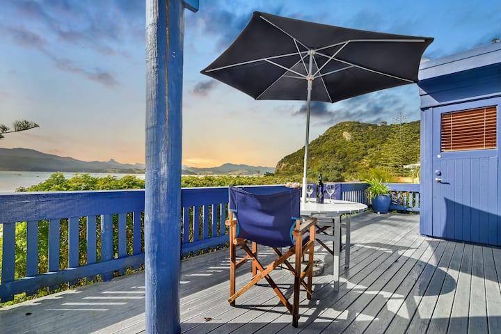 Absolute Beachfront Bliss ~  Lower Deck