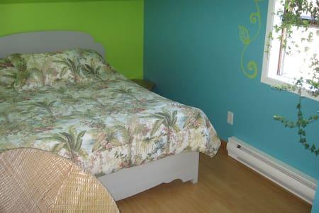 Chambre confortable 2 - Témiscouata-sur-le-Lac
