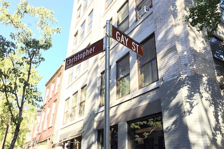 West Village Cozy Studio w. Garden - New York - Apartment