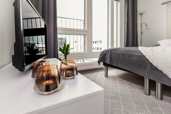 Beautiful modern apartment in the city center