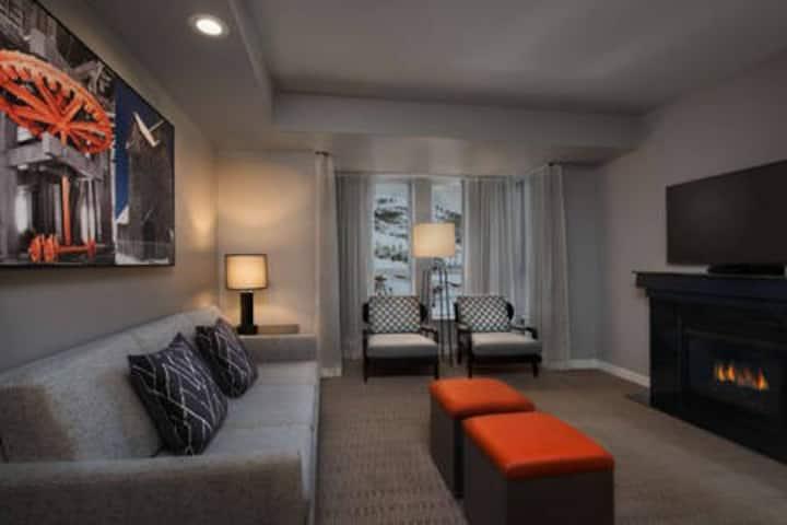 Marriott Mountainside 1 bedroom apartment
