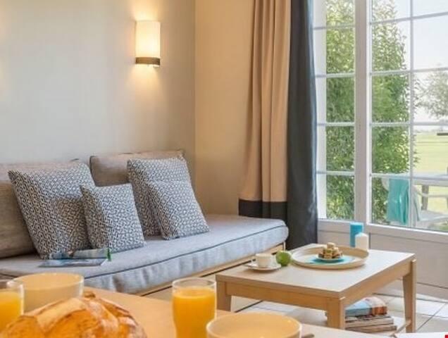 2 Bedroom House in Beautiful Beach Resort