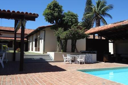 Casa 4 qtos c/ piscina em Araruama - até 7 pessoas - Araruama - Дом