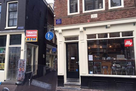 Nice Room in Centre Amsterdam - Amsterdam - Bed & Breakfast