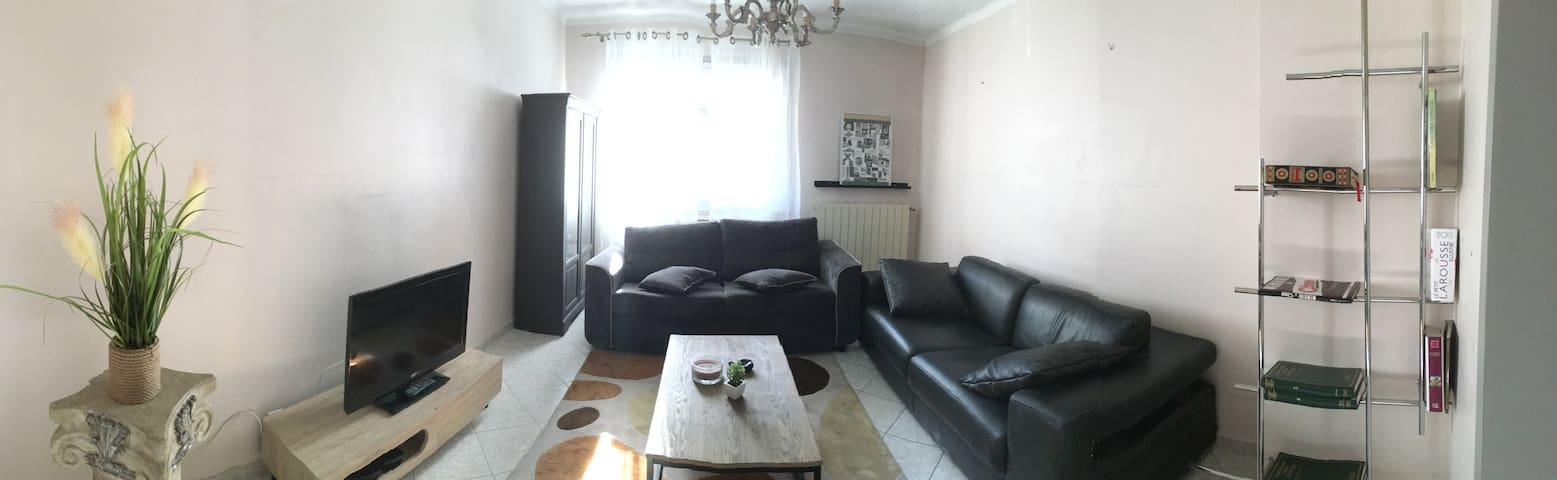 Grand appartement à Ajaccio avec parking privé - Ajaccio - Huoneisto