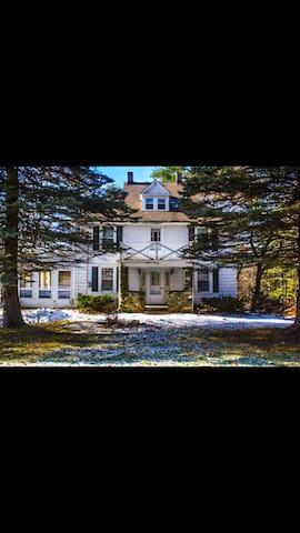 Tradtional New England Home