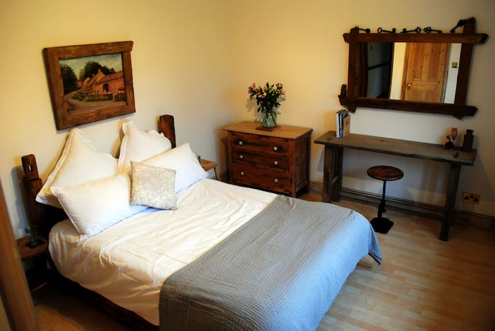 Rustic Room in Luxury Farmhouse - Ilkley - Bed & Breakfast