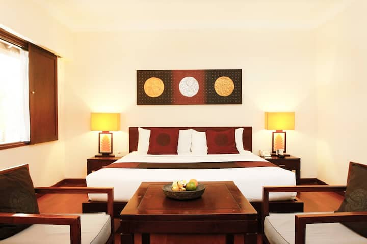 Deluxe Room Double or Twin 45 SQM Closed to Beach