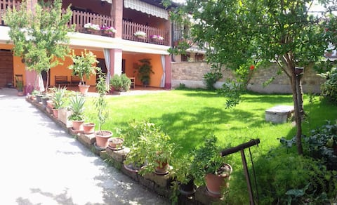 Casa Fiorita - Rilassarsi in Franciacorta