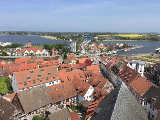 Altstadtromantik vor Usedom