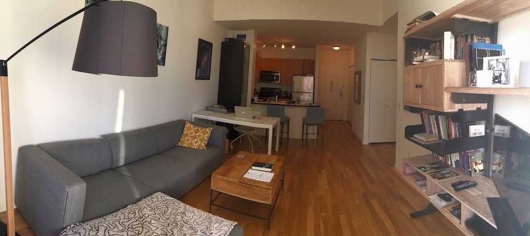 Hi-Rise Apartment with Manhattan View - Queens - Departamento