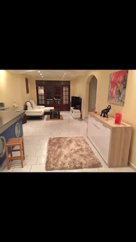 Appartement agréable et reposant - Bouillante - Apartamento