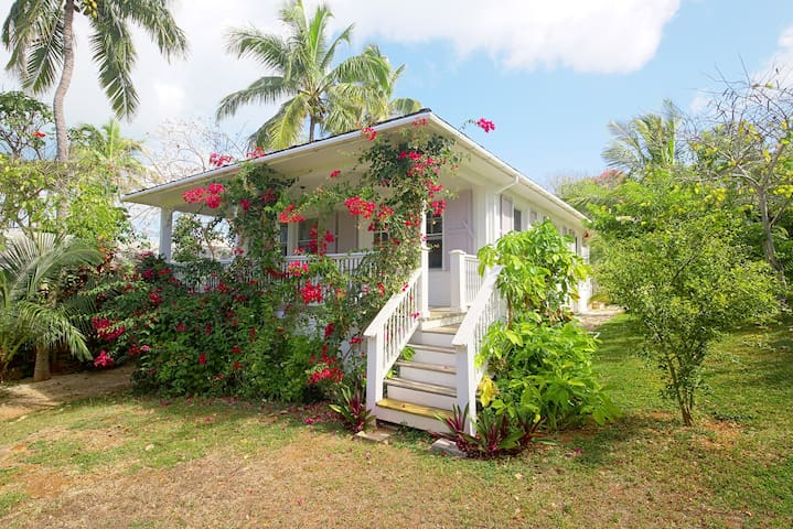 Historic 2/BR 2/BA Island Home on Beautiful Estate