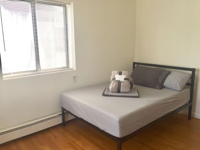 Private Bedroom near Harvard/Longwood Medical area