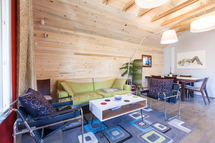 Beautiful cottage in eclectic 'hood - Denver - Maison