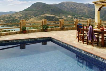 Gorgeous house w/ mountain views - El Gastor