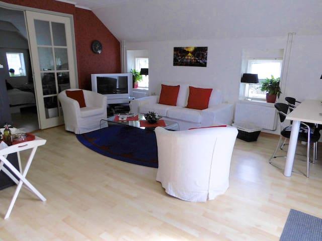 Comfortabel appartementje in de buurt van Assen - Taarlo - Apartment