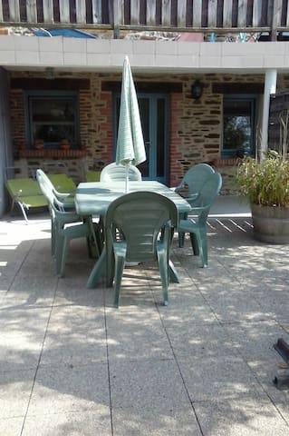 Location appartement en Baie du MT ST Michel