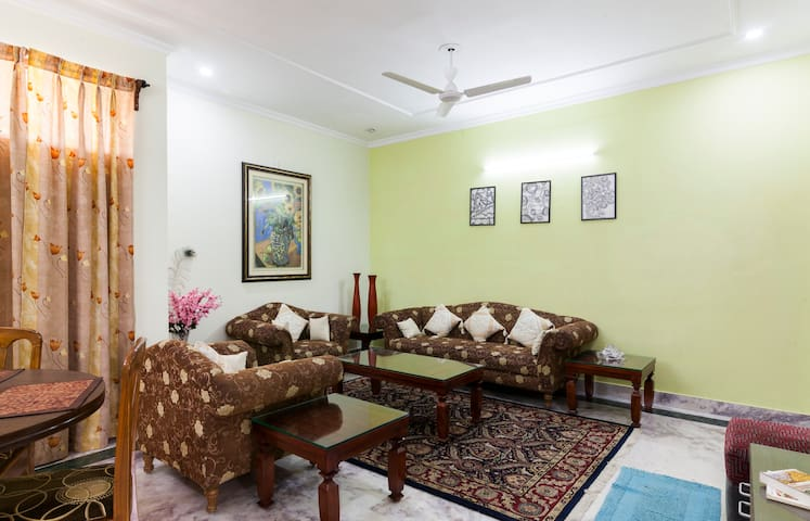 La Gardenia Boutique Homes: solace in nature - Dehradun - Apartamento