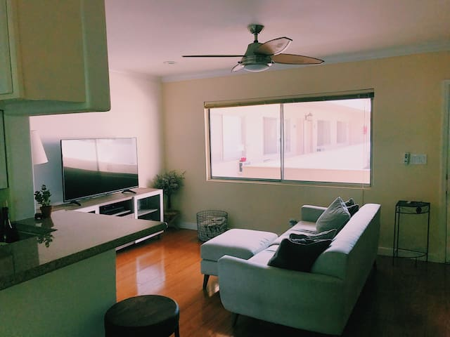 1bed apt in the heart of Hollywood - Los Angeles - Wohnung