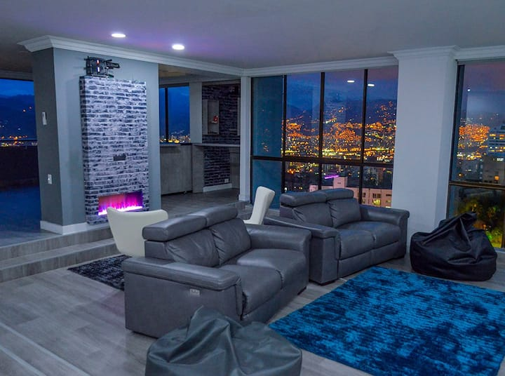 Luxury but incredible affordable Penthouse