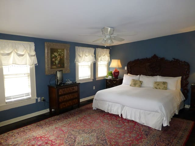 Savannah BnB: charming Camelia room - Savannah - Bed & Breakfast